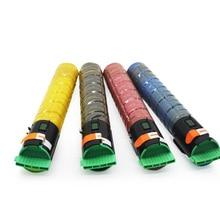 4x Высокоточный тонер-картриджи для Ricoh MP C2551 C2550 C2550C C2010 C2030 C2050 C2051 C2530 Lanier LD625C/Savin C9125 10 k/9,5 k
