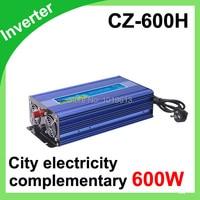 600 Вт Чистая синусоида Мощность преобразователь 12 В постоянного тока до 220 В AC 600 Вт Пиковая