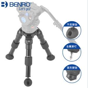 Image 4 - Benro Hi Hat HH75AV Auminium Video Treppiedi Professionale Fotocamera Treppiedi