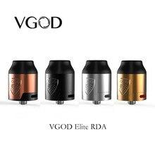Noua sosire Original VGOD Elite RDA Rezervor 24mm Atomizor Dual Vertical Post Design costum pentru vgod pro mech mod Vgod elite 200w mod