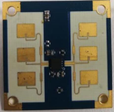 24GHz Mikrowelle Im Bereich Radar Radar Antenne FMCW-RADARMESSGERÄTE Abstand Mesurement Rolltreppe Sensor FM-59