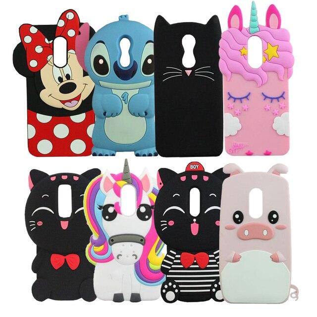 Милый чехол для Redmi 5, милый единорог, кошка, Минни Маус, 3D, мягкие чехлы для мобильных телефонов, чехол для Xiaomi Redmi 5 Plus
