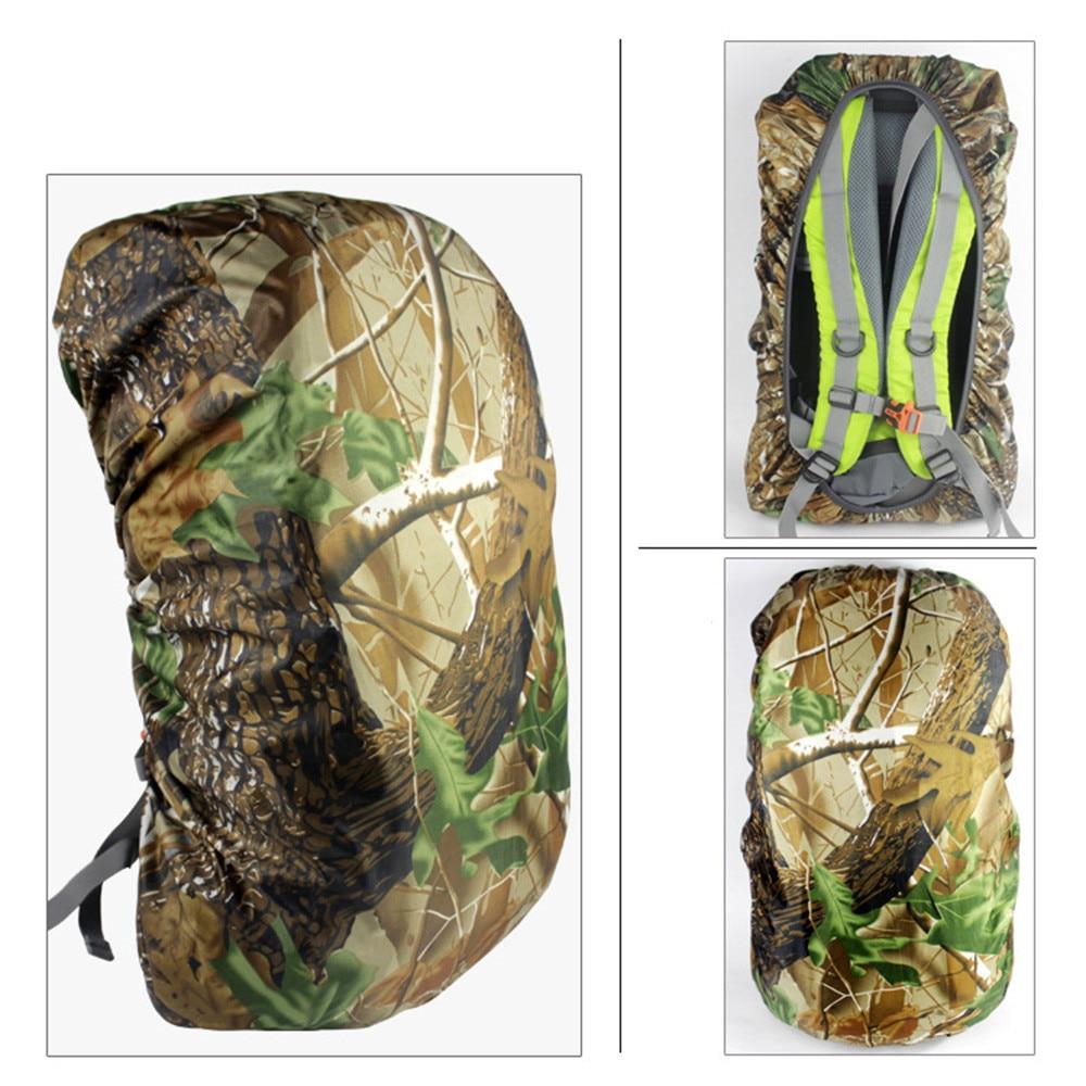 2018 Hot Sales Waterproof Camo Rain Cover Travel Hiking Backpack Outdoor Camping Rucksack Bag Dropshiping