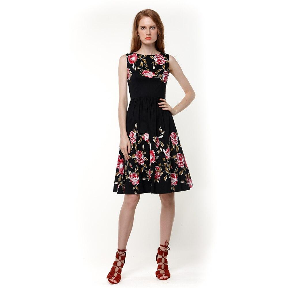 Zwarte jurk xxl