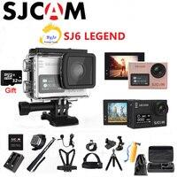 Originale SJCAM SJ6 LEGGENDA macchina fotografica Macchina Fotografica di Sport 4 K HD 2.0