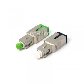 FirstFiber SC UPC  Male to SC UPC Female Mechanical Fixed Value Attenuator 5dB SC APC  Male to SC APC Female-in Fiber Optic Equipments from Cellphones & Telecommunications
