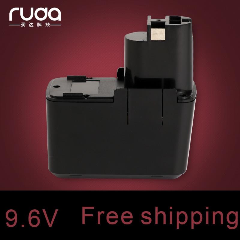 for BOSCH 9.6VB,1500mAh/1.5Ah power tool battery Ni Cd,2607335037,2607335072,2607335152,2607335254,2607355230,2607335230 BAT001