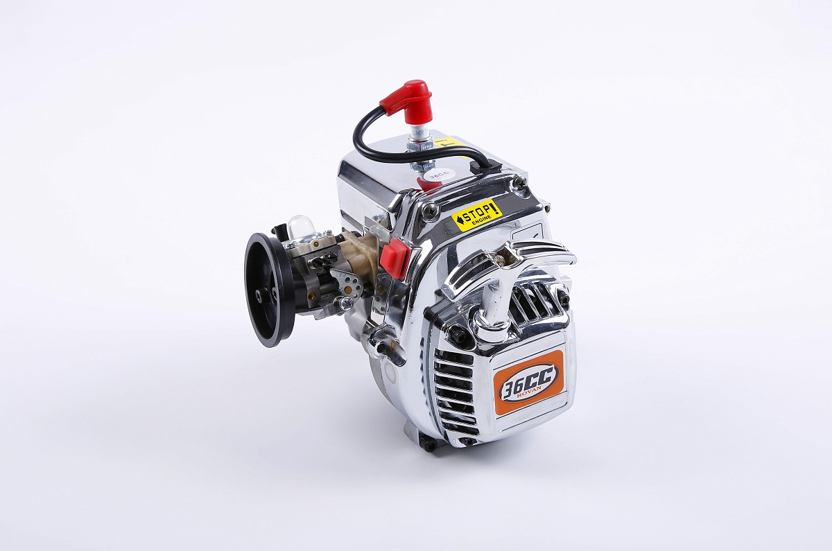 1/5 RC Car Gas 2 Stroke 4bolt Engine 36cc W1107 NGK Spark Plug For KM Rovan HPI Baja 5b 5t 5sc Losi 5ive-T DBXL MTXL DDT T1000 piston kit 36mm for hpi baja km cy sikk king chung yang ddm losi rovan zenoah g290rc 29cc 1 5 1 5 r c 5b 5t 5sc rc ring pin clip