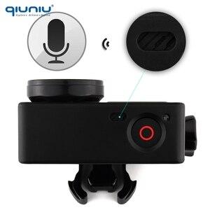 Image 5 - QIUNIU para Gopro marco de protección estándar montaje + lente UV + tapa de lente de cámara cubierta + soporte Base + soporte de Kit de tornillos para Go Pro Hero 3 3 + 4