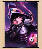Home Decor Game Poster Wall Scroll Lulu Cute