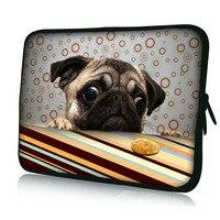 Cute Pug Laptop Bag Tablet Sleeve Case With Handle PC Handbag 14 4 PC Protective Case