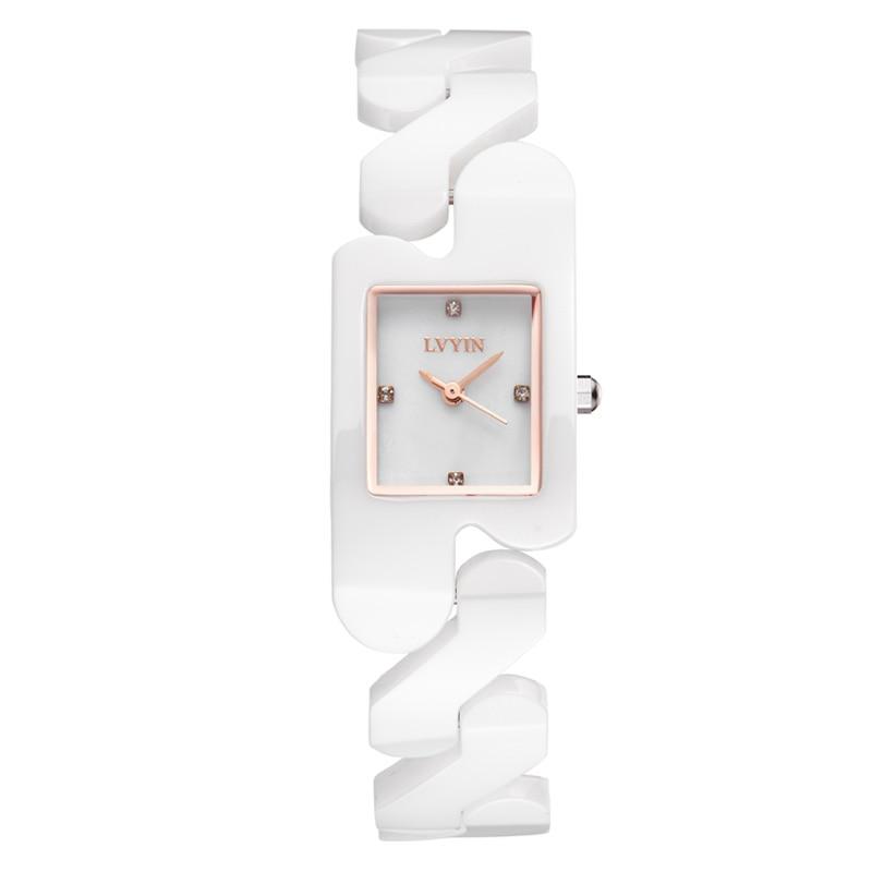 LVYIN Brand Watch Women Quartz 2018 Fashion Bracelet Clock Relojes Mujer Dress Ladies Watch Business Montre Femme LY012 xiniu brand new luxury brand watch women quartz watch ladies fashion bracelet watch relojes mujer 2017 casual clock montre femme