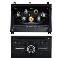 MTK3360 512Mb faster speed WINCE 6.0 car DVD player gps for Nissan Patrol 2012 2013 radio bluetooth map camera autoradio