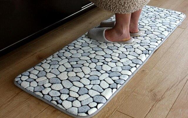 Tapijt Voor Balkon : Traagschuim badkamer vloermat deurmatten balkon keuken matten
