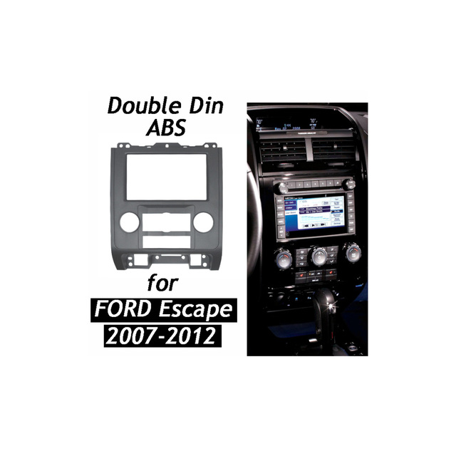 2007 ford escape radio not working