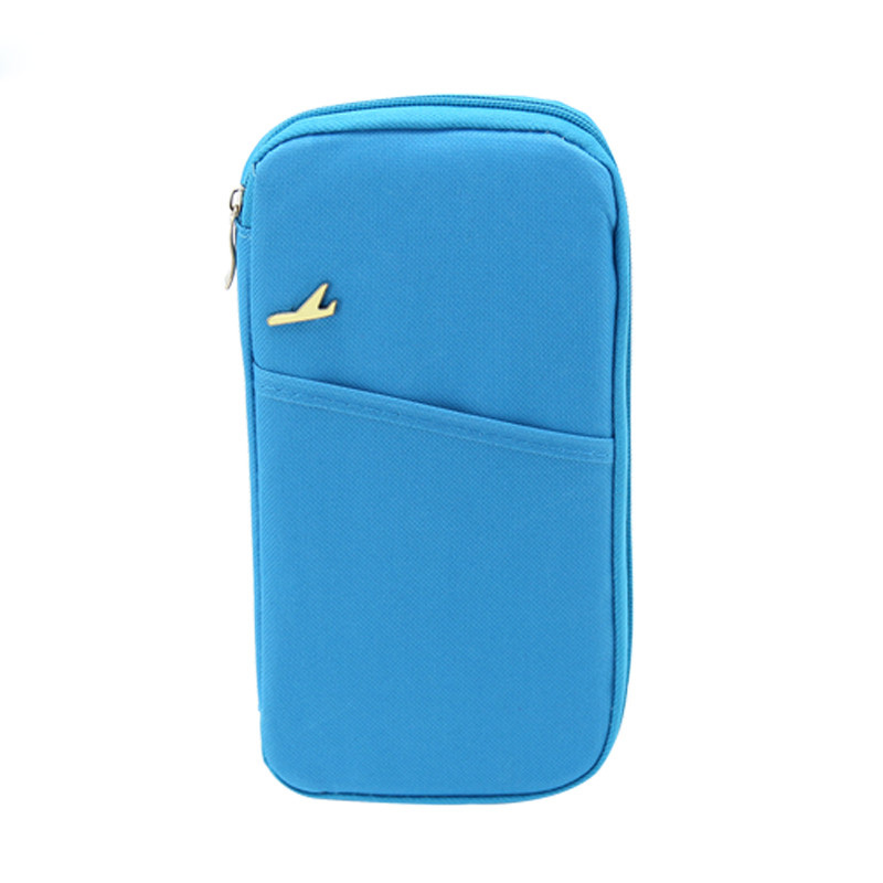 OKOKC Travel Passport Cover Multifunction Credit Card Package ID Holder Storage Organizer Clutch Money Bag Travel Accessories