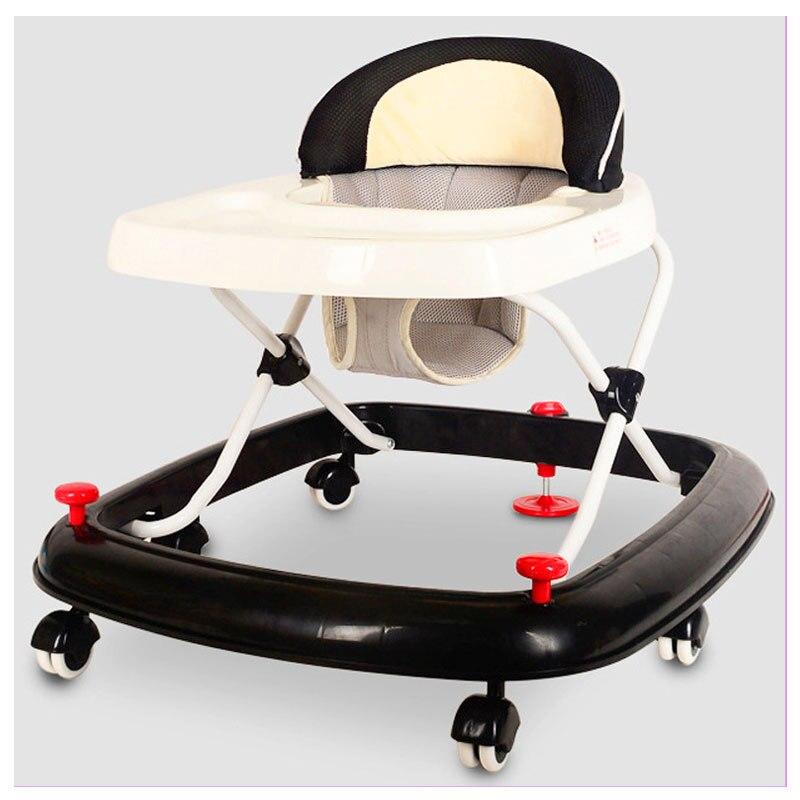 Folding Infant Baby Mobility Rollator Walker Newborn Child