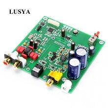 Lusya ES9038 Q2M I2S DSD מפענח קואקסיאלי סיבי קלט DAC פענוח לוח עבור hifi מגבר אודיו F7 003
