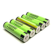 8pcs/lot New Original Protected Battery For Panasonic 18650 NCR18650BE 3200mah 3.7V Rechargeable Lithium Batteries with PCB стоимость
