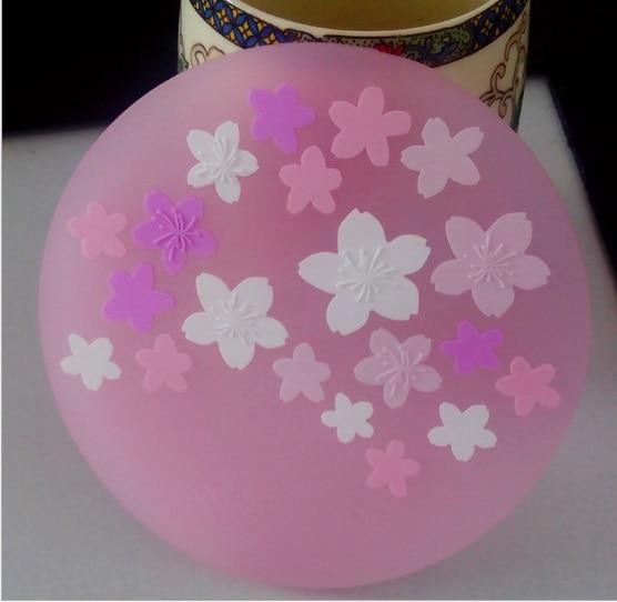 3X Silicone Coffee Coaster Sakura Cup Mat Cherry Blossom StarBuck Rubber Coaster