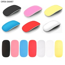 OPEN-SMART Soft Ultra-thin Coque Skin for Apple Magic Mouse Case Silicon Solid Cover