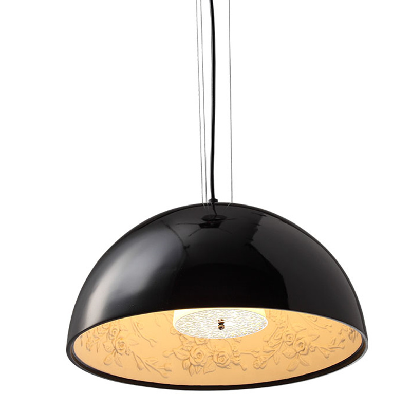Wongshi brillo Skygarden FRP colgante de la resina de luz Luminaria minimalismo Lamparas suspender E27 lámpara colgante luz lámpara