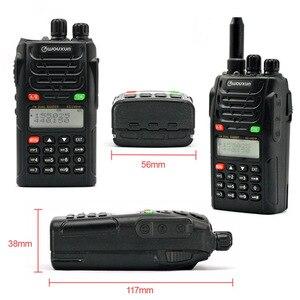 Image 3 - Original WOUXUN KG UVD1P Dual Bandวิทยุ1700MAhแบตเตอรี่FM UVD1P Walkie Talkie UHF VHF HAMวิทยุ