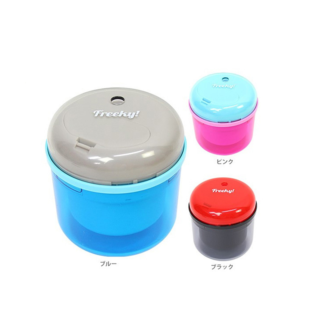 Sonic Japan Imported SK-4928 SONY Can Motor-driven Pencil Sharpener Automatic Planing Machine TOUCHNEW driven to distraction