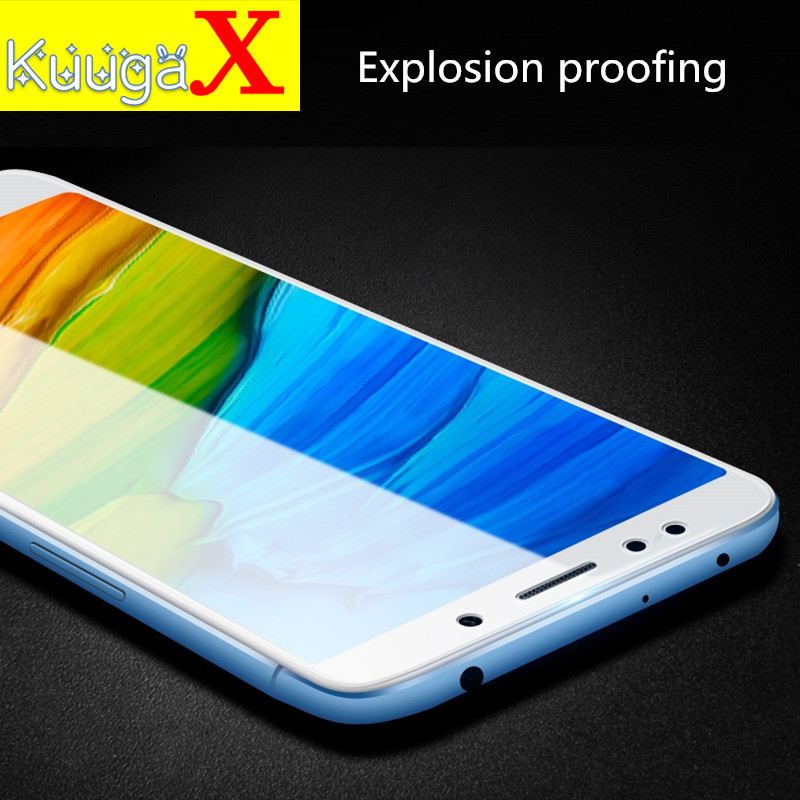 Screen protective cover Tempered Glass For cover 5.99 inch xiaomi Red mi 5 global plus smartphone toughened case 9H on crystals