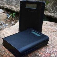 NITECORE F4 четырехслотовый гибкий внешний аккумулятор зарядное устройство для литий-ионного/IMR 18650 ЖК-дисплей в реальном времени