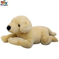 1pc 40 60cm Cute Labrador Dog Plush Toys Stuffed Animal French Bulldog Doll Kawaii Kids Baby