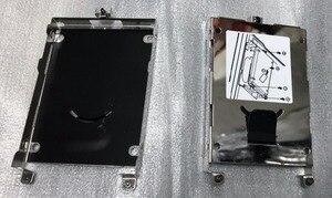 10PC New For HP EliteBook 8560p 8570p 8460p 8470p 6460b 6465b 6470b 6475b hard disk drive HDD SSD caddy bezel bracket with screw