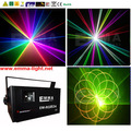 Christmas decoration dj effects light lazer luz four colors disco party lights  DMX laser show system