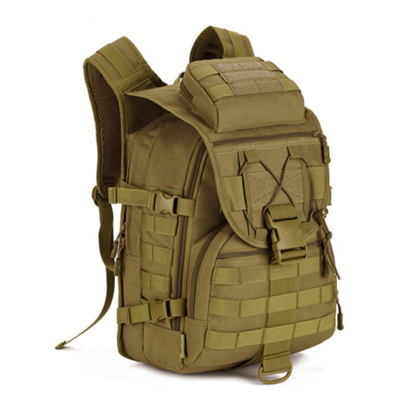 Military Tactical  Backpack camouflage bag Outdoor Sports Army Camouflage Nylon Backpack Big mountaineering bag