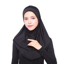 Delle donne di Modo Patterened Hijab Musulmano Iislamic Sciarpa Sciarpe Stampate Multicolor Foulard Donne Sciarpa Musulmana del Hijab