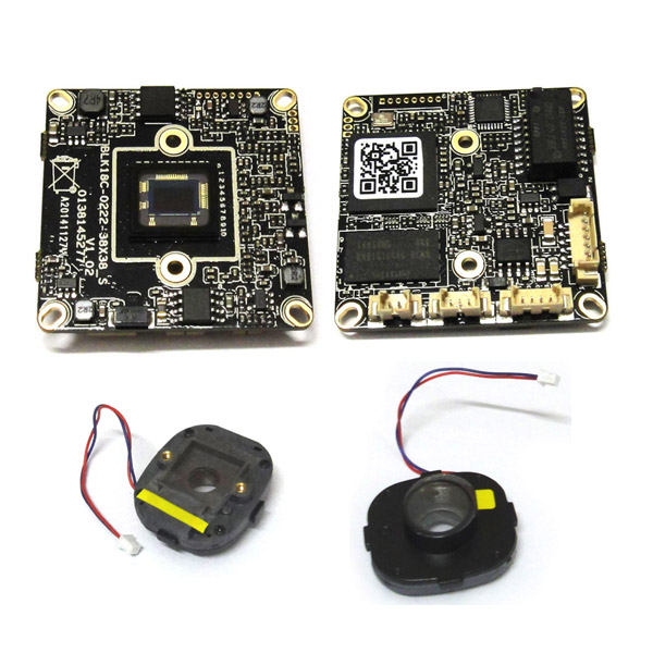 ФОТО 2.0MP CCTV 1080P Full HD IP Camera Module 2Megapixel 2mp IPC PCB board ONVIF2.0 P2P H.264, Hisilicon +IRCut