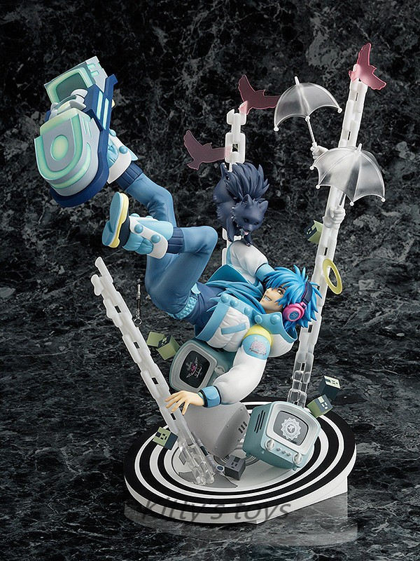 29cm 1/7 Scale DRAMAtical Murder Max Factory DMMD Seragaki Aoba Toys PVC anime Action Figure Free shipping KA0359 murder in clichy