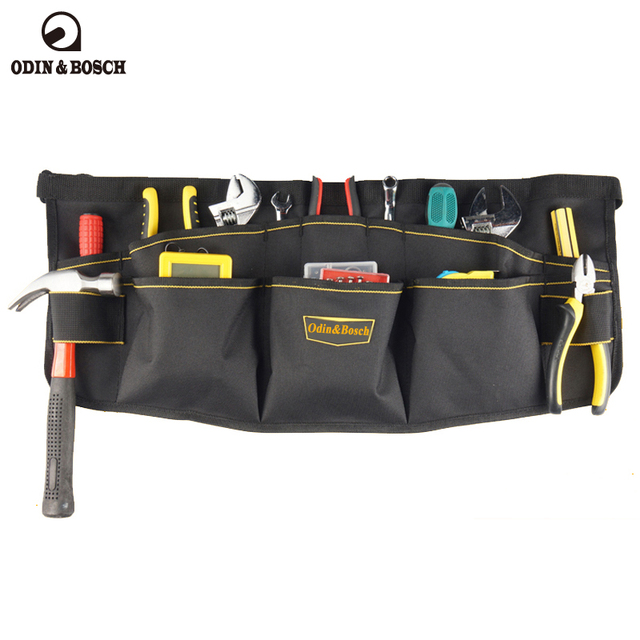 Odin Bosch Electrical Tool Pouch Bag Technician S Holder Work Organizer Framer Belt Multi Functional