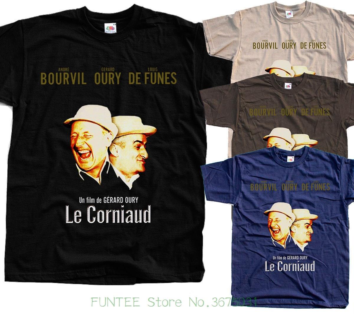 LOUIS DE FUNES-T-shirt-Taille S à XXL