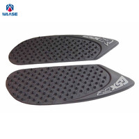 Tank Pad Protector Sticker Decal Gas Knee Grip Tank Traction Pad Side 3M For Suzuki GSXR600
