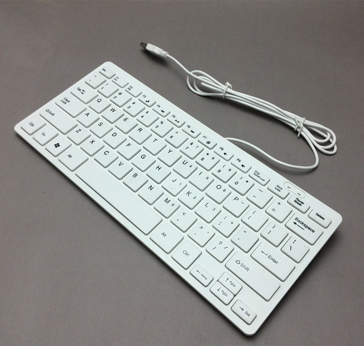 2015 Hot Sale Ultra Slim Wired Keyboard for Apple iPad & iPhone ...
