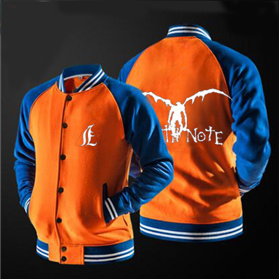 Death Note print jacket (3 colors)