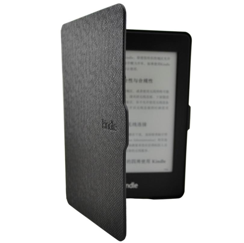 Smart Ultra Slim Magnetic Case Cover For Kindle Paperwhite+Screen film_KXL0808