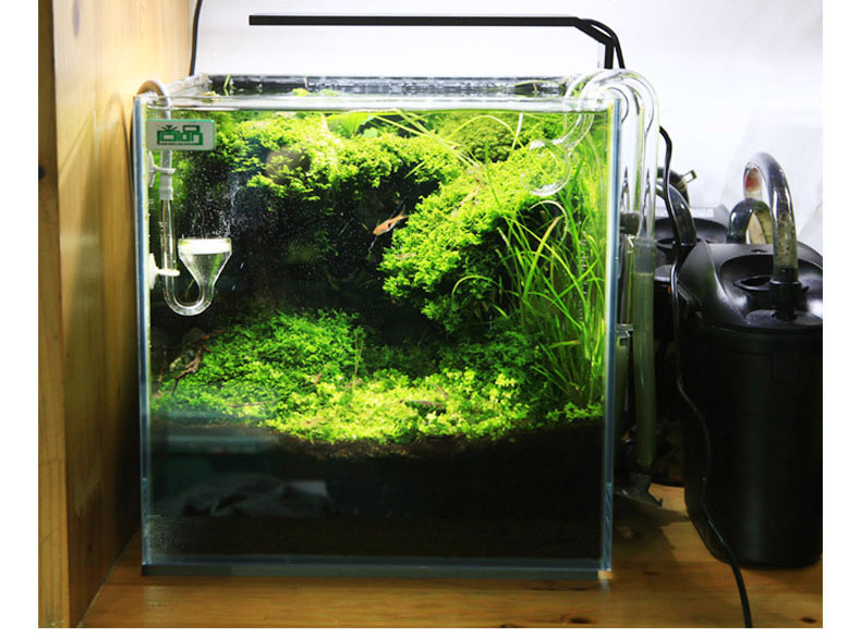 Chihiros Serie C301 LED Aquariumbeleuchtung Dimmer Aquascape System inkl