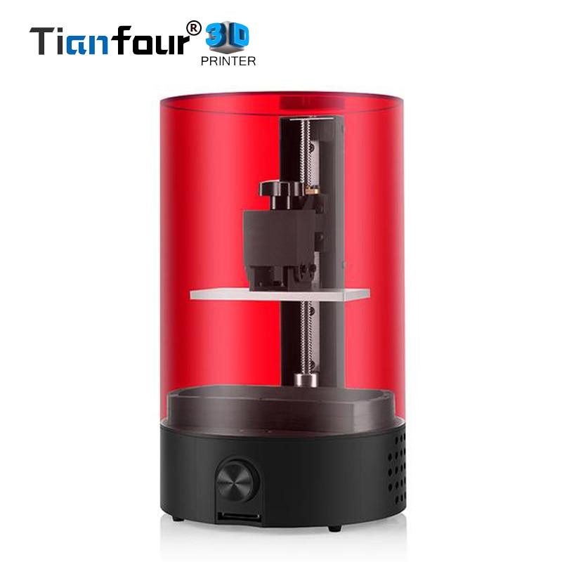 Tianfour Sparkmaker luce che cura SLA 3d l'uso della stampante 405 nm UV/resina Fotosensibile per il modello Dei Monili di regalo di odontoiatria