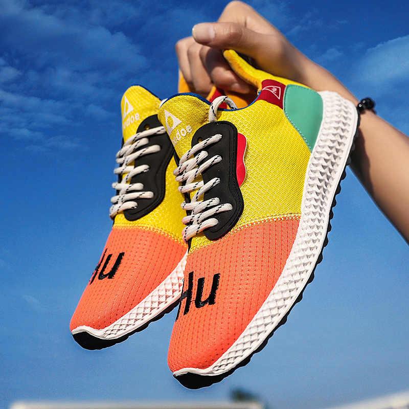 d58db41a9 ... Mvp Boy 4D Print Solar Hu Glide Runnig Shoes deportivas mujer  zapatillas scarpe donna sportive zapatos ...