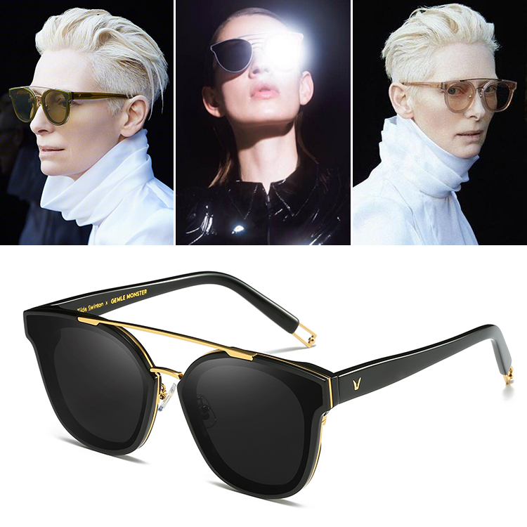 3a9de595fa5d GENTLE MONSTER Unisex Sunglasses NEW TONIC Mirror UV400 Anti Reflective  Fashion Design Men Women Sunglasses For Gift-in Sunglasses from Apparel  Accessories ...