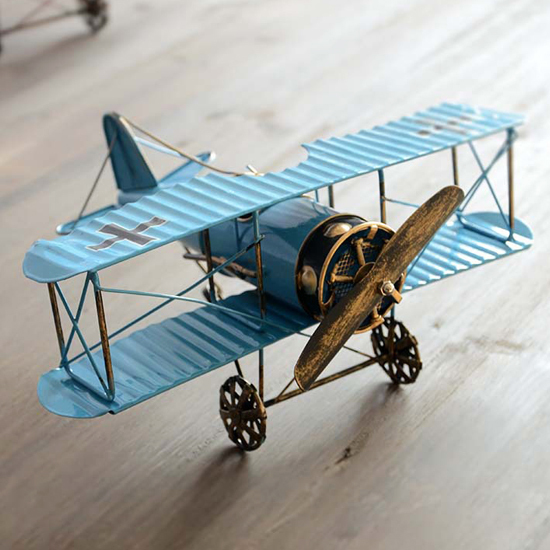 Aliexpress Com Buy Free Shipping Model Metal Model Vintage Antique Style Plane Aircraft Toys Gift Vintage Home Decor Ww2 Model Airplane From Reliable