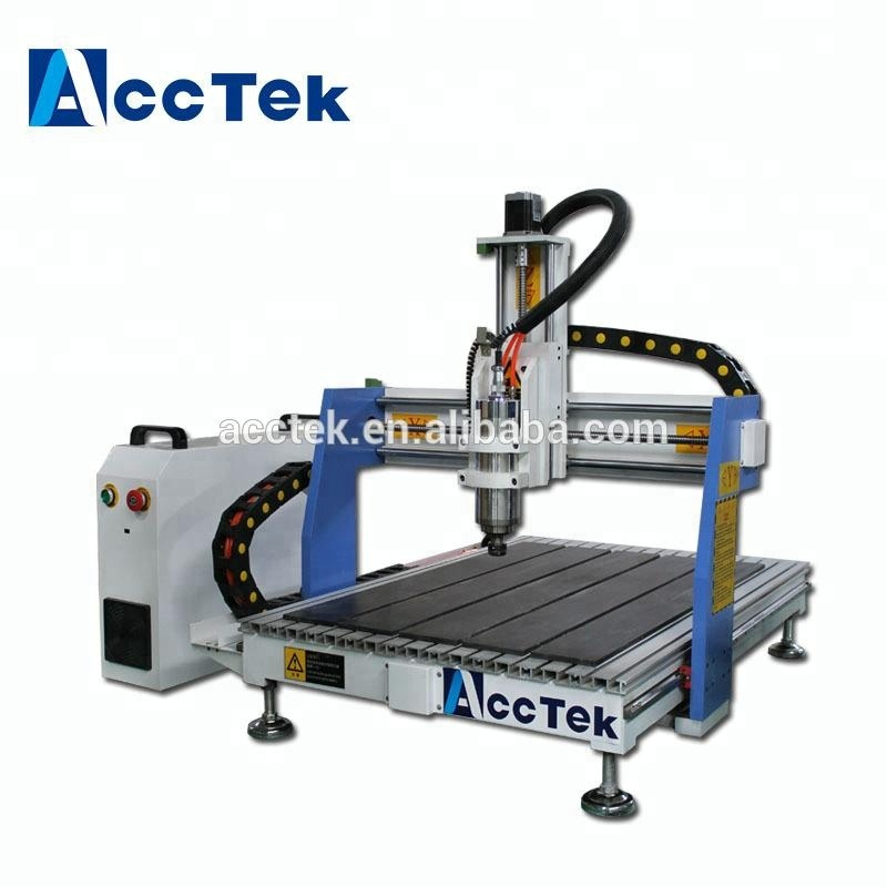 Hot Sale CHINA AKG6090  Mini Cnc Wood Router