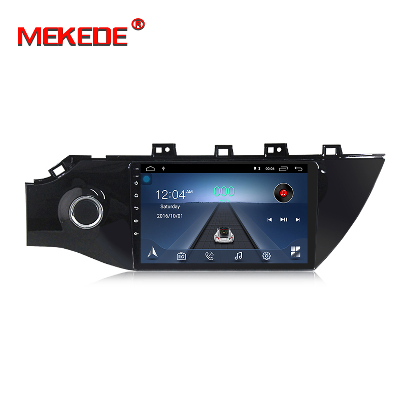 MEKEDE HD Car Radio Multimedia Video Player Navigation GPS Android For KIA RIO accessories sedan no dvd 2 din 4 2017 2018 rioMEKEDE HD Car Radio Multimedia Video Player Navigation GPS Android For KIA RIO accessories sedan no dvd 2 din 4 2017 2018 rio